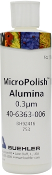 Picture of MicroPolish II Alumina Suspension, 0.3µm, 6oz