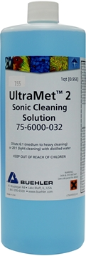 Picture of UltraMet 2 Sonic Cleaner, 32oz