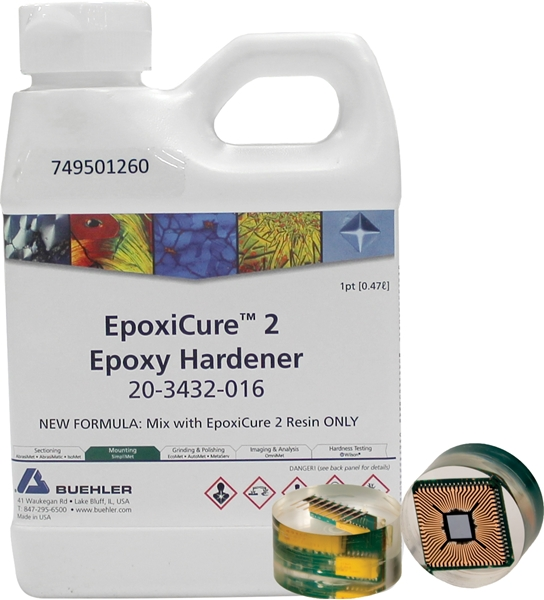 Picture of EpoxiCure 2 Hardener, 16oz [0.48L]