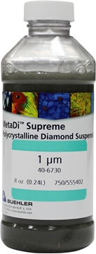 Picture of Dye-Free MetaDi Supreme, Poly, 1µm, 8oz
