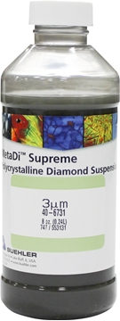 Picture of Dye-Free MetaDi Supreme, Poly, 3µm, 8oz