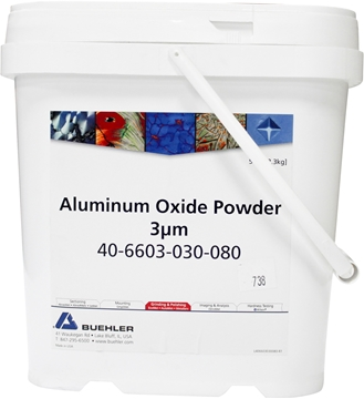Picture of Aluminum Oxide Powder, 3µm, 5lb
