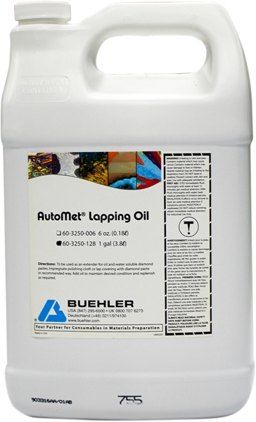 Picture of AutoMet Lapping Oil, 1 gal