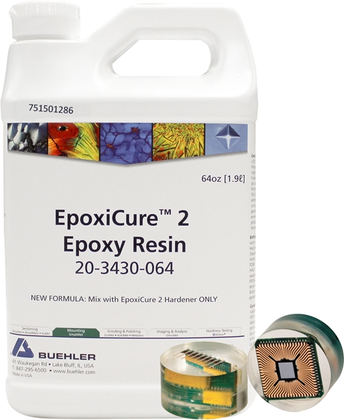 Picture of EpoxiCure 2 Resin, 64oz [1.9L]