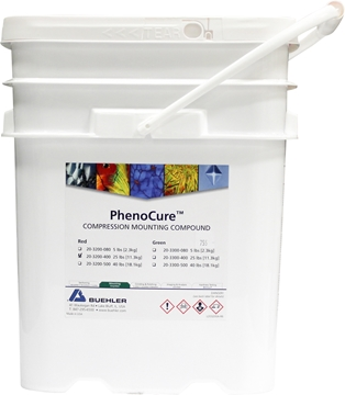Picture of PhenoCure Powder, Red, 25lb [11.3kg]