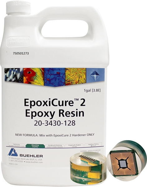Picture of EpoxiCure 2 Resin, 128oz [3.8L]