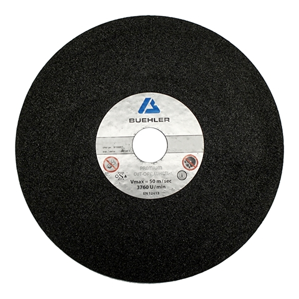 Picture of Abrasive Blade, >HRC60, 10in [254mm]