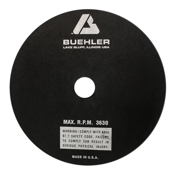 Picture of Abrasive Blade, HRC35-50, 12in [305mm], Orbital