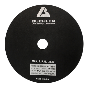 Picture of Abrasive Blade, HRC35-50, 14in [356mm], Orbital
