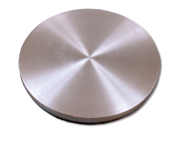 Picture of Aluminum Platen for EcoMet 250, 8in