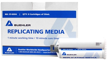 Picture of Replicating Media, 8 Cartridges, 50mL each