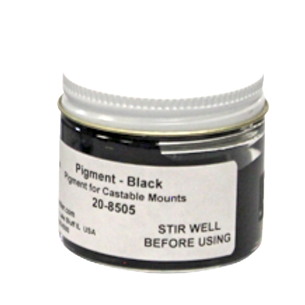 Picture of Black Pigment, 1.5oz [45mL]