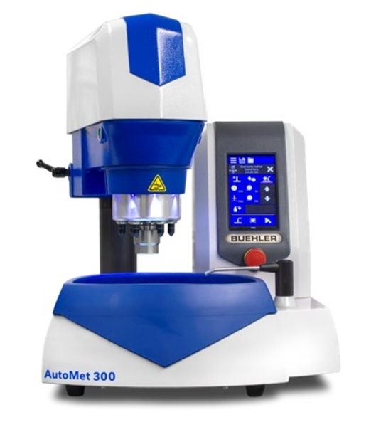 Picture of AutoMet 300 Pro Grinder Polisher, Touch Screen
