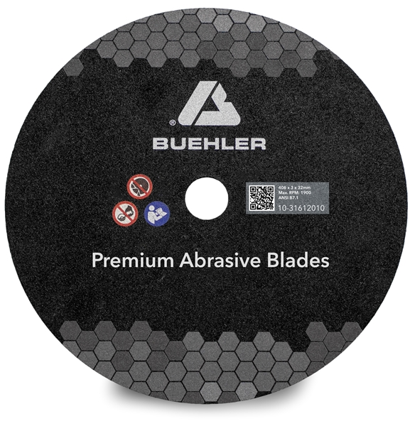 Picture of Abrasive Blade, Superalloy, 16in [406mm]